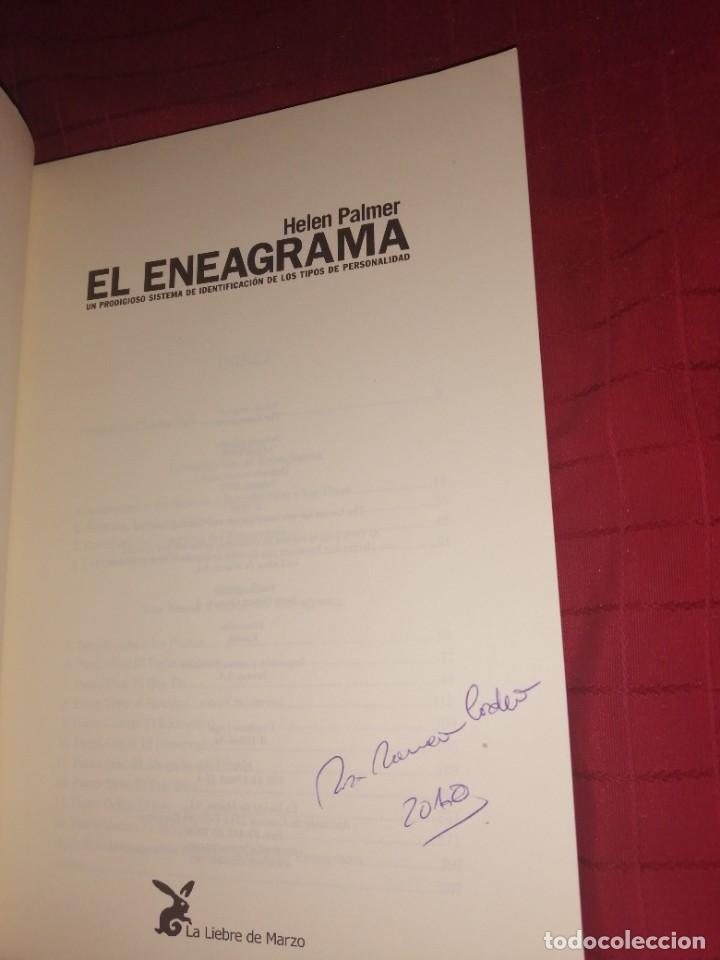 Libros de segunda mano: El Eneagrama - Helen Palmer - Foto 3 - 253356800