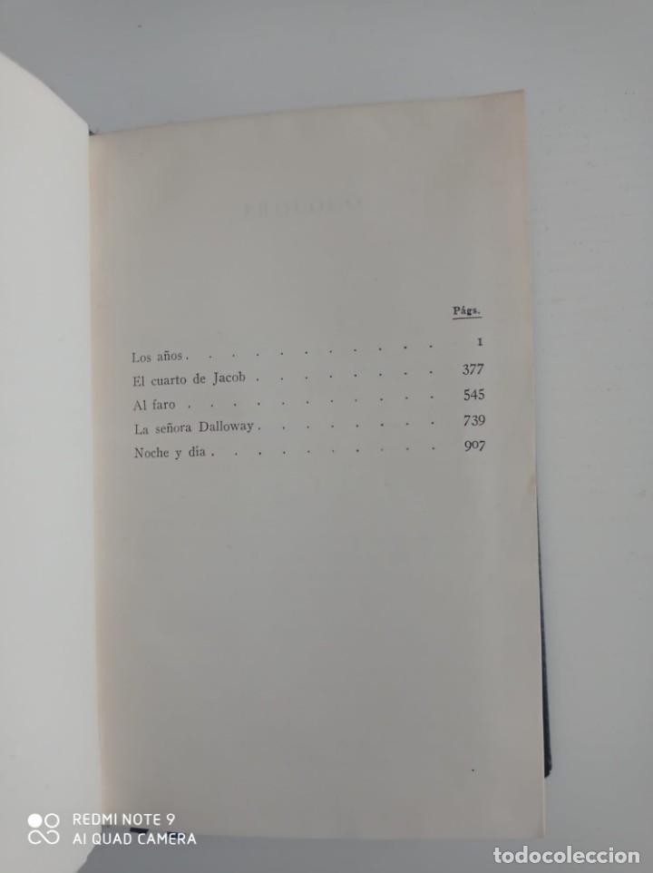 Libros de segunda mano: Obras completas. Virginia Woolf. Plaza Janes. - Foto 4 - 253469110
