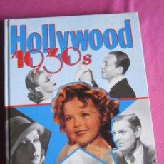 Libros de segunda mano: HOLLYWOOD 1930 LIBRO CON VARIAS FOTOGRAFIAS DE ACTORES DE CINE. Lote 253532520
