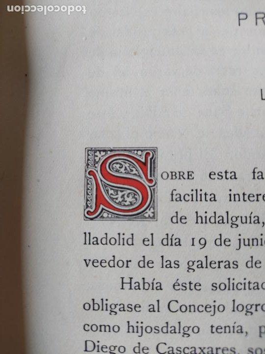 Libros de segunda mano: Memorial histórico por la ciudad de Logroño Albia de Castro, Fernando. Inst. Est. Riojanos, 1953 - Foto 8 - 278854383