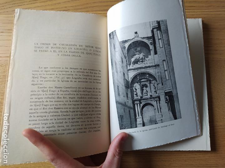 Libros de segunda mano: Memorial histórico por la ciudad de Logroño Albia de Castro, Fernando. Inst. Est. Riojanos, 1953 - Foto 9 - 278854383