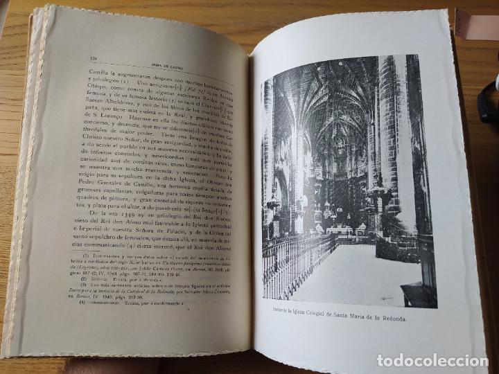 Libros de segunda mano: Memorial histórico por la ciudad de Logroño Albia de Castro, Fernando. Inst. Est. Riojanos, 1953 - Foto 14 - 278854383