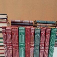 Libros de segunda mano: COLECCION CRISOL CRISOLIN AGUILAR, 91 LIBROS VER FOTOS. Lote 253650165