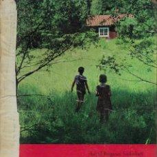 Livres d'occasion: ASTRID BERGMAN SUCKSDORFF, LA CABAÑA DESIERTA. Lote 253673695
