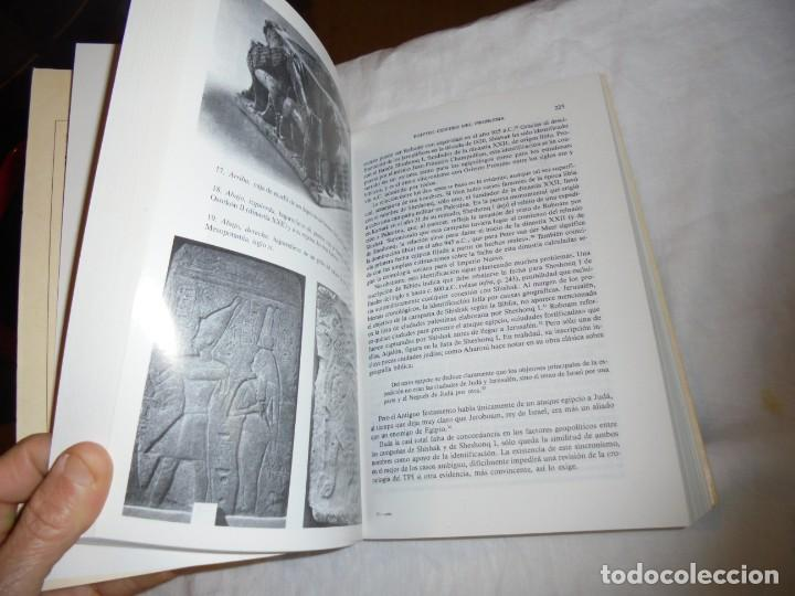 Libros de segunda mano: SIGLOS DE OSCURIDAD.DESAFIO A LA CRONOLOGIA TRADICIONAL DEL MUNDO ANTIGUO.PETER JAMES.CRITICA 1993 - Foto 5 - 253744075
