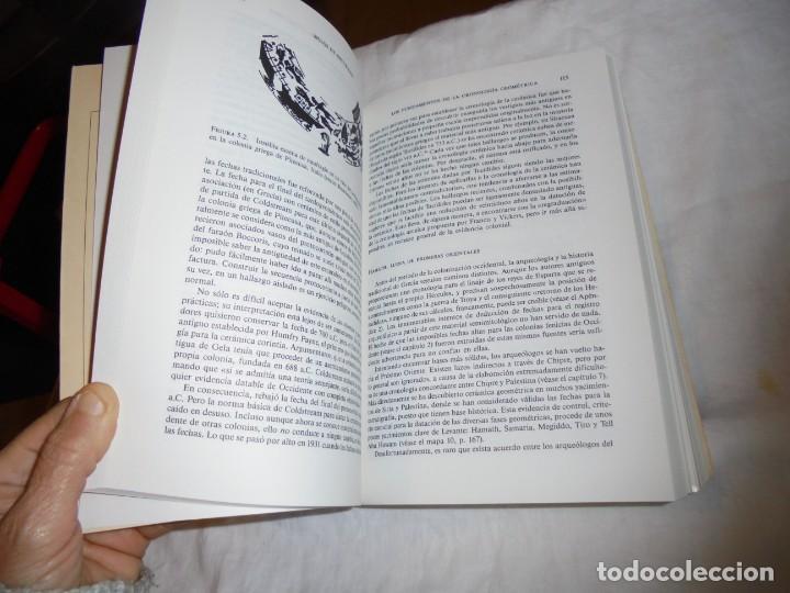 Libros de segunda mano: SIGLOS DE OSCURIDAD.DESAFIO A LA CRONOLOGIA TRADICIONAL DEL MUNDO ANTIGUO.PETER JAMES.CRITICA 1993 - Foto 8 - 253744075