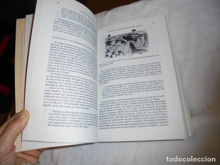 Libros de segunda mano: SIGLOS DE OSCURIDAD.DESAFIO A LA CRONOLOGIA TRADICIONAL DEL MUNDO ANTIGUO.PETER JAMES.CRITICA 1993 - Foto 9 - 253744075