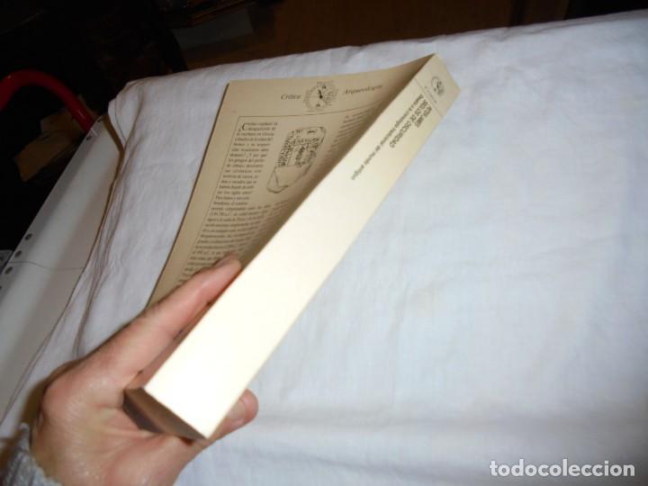 Libros de segunda mano: SIGLOS DE OSCURIDAD.DESAFIO A LA CRONOLOGIA TRADICIONAL DEL MUNDO ANTIGUO.PETER JAMES.CRITICA 1993 - Foto 11 - 253744075