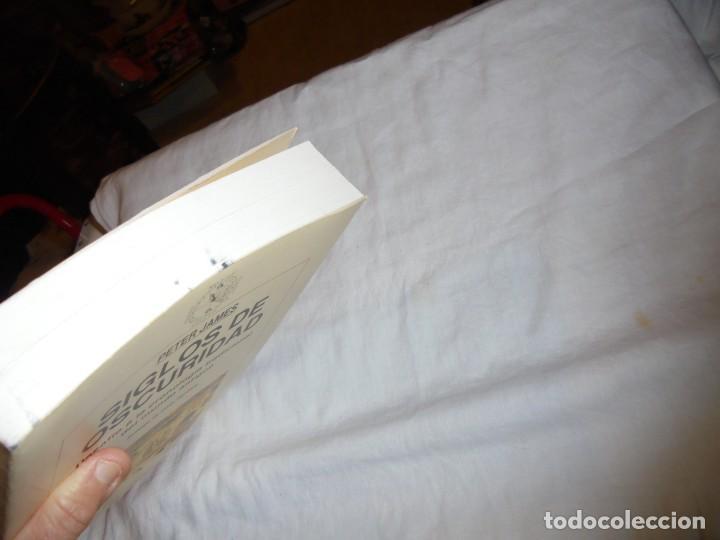Libros de segunda mano: SIGLOS DE OSCURIDAD.DESAFIO A LA CRONOLOGIA TRADICIONAL DEL MUNDO ANTIGUO.PETER JAMES.CRITICA 1993 - Foto 12 - 253744075