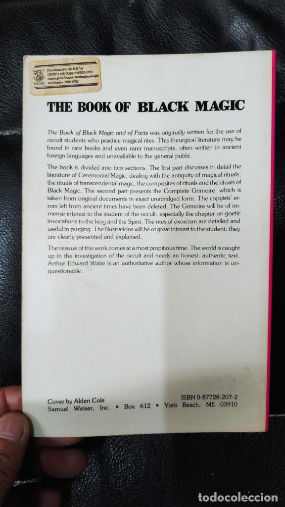 Libros de segunda mano: THE BOOK OF BLACK MAGIC ( ARTHUR EDWARD WAITE ) - Foto 3 - 253808455