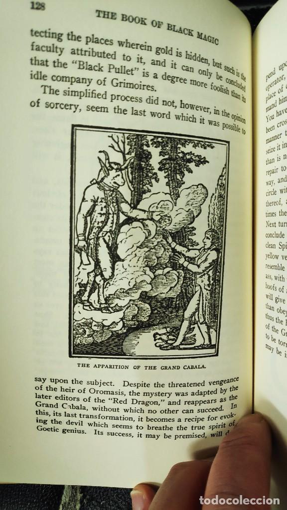 Libros de segunda mano: THE BOOK OF BLACK MAGIC ( ARTHUR EDWARD WAITE ) - Foto 8 - 253808455