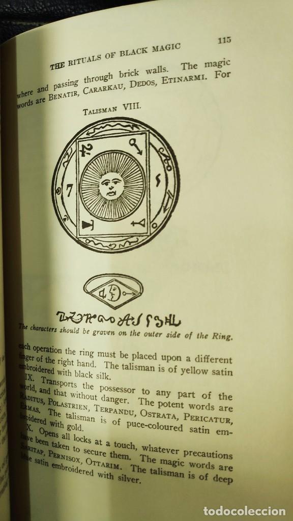 Libros de segunda mano: THE BOOK OF BLACK MAGIC ( ARTHUR EDWARD WAITE ) - Foto 15 - 253808455
