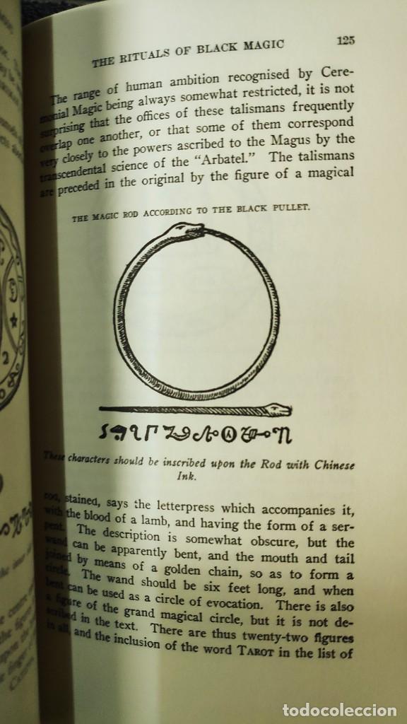 Libros de segunda mano: THE BOOK OF BLACK MAGIC ( ARTHUR EDWARD WAITE ) - Foto 16 - 253808455