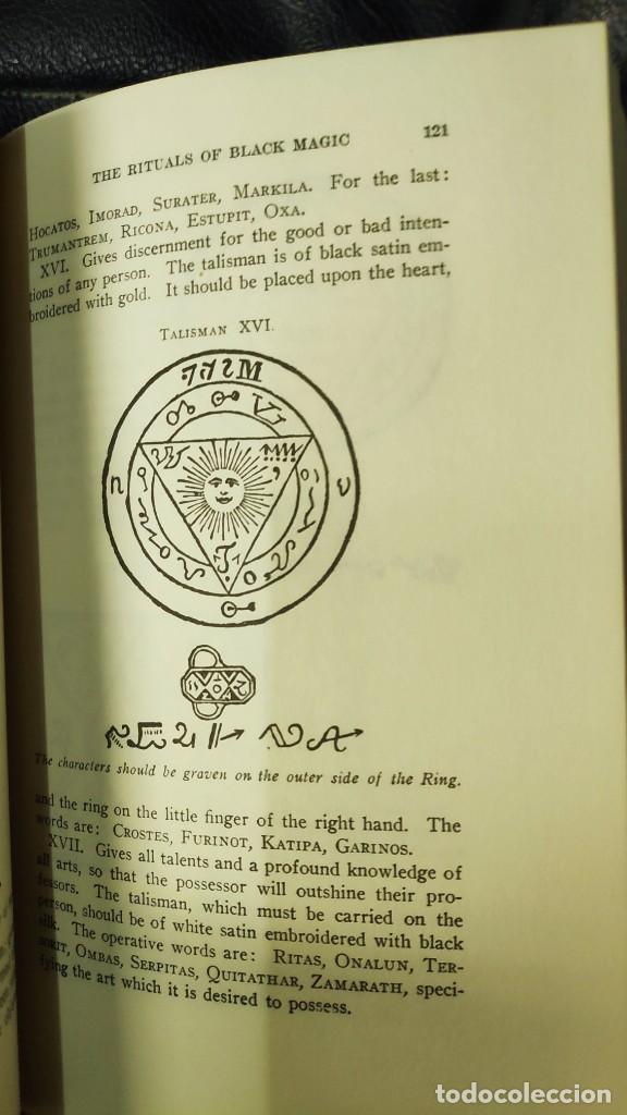 Libros de segunda mano: THE BOOK OF BLACK MAGIC ( ARTHUR EDWARD WAITE ) - Foto 17 - 253808455