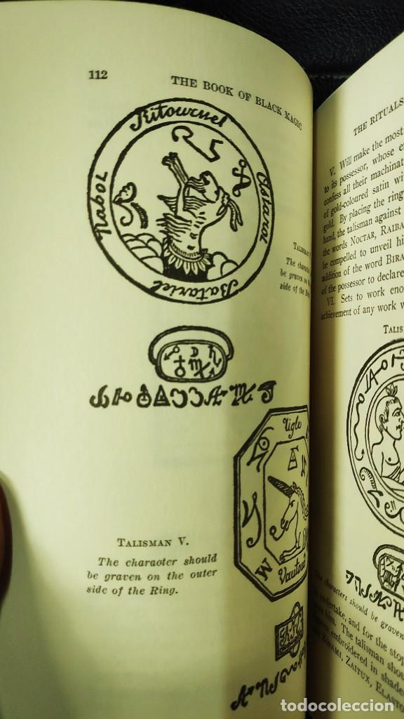 Libros de segunda mano: THE BOOK OF BLACK MAGIC ( ARTHUR EDWARD WAITE ) - Foto 18 - 253808455