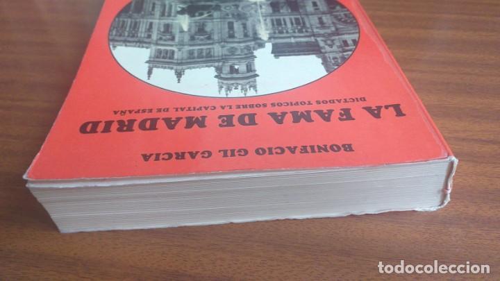 Libros de segunda mano: La fama de Madrid --- Bonifacio Gil García - Foto 7 - 34455976