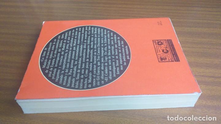 Libros de segunda mano: La fama de Madrid --- Bonifacio Gil García - Foto 8 - 34455976