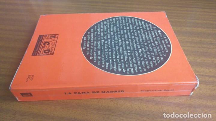 Libros de segunda mano: La fama de Madrid --- Bonifacio Gil García - Foto 9 - 34455976
