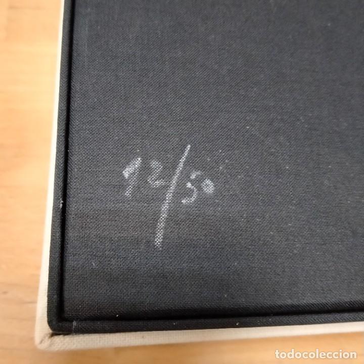 Libros de segunda mano: SINERA - SALVADOR ESPRIU -JOAN-PERE VILADECANS - ENCICLOPÈDIA CATALANA - tirada de 50 - FIRMADO - Foto 4 - 253821950
