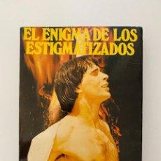 Libros de segunda mano: EL ENIGMA DE LOS ESTIGMATIZADOS. RENE BIOT. ED. AHR. BARCELONA, 1976. PAGS: 230. Lote 253930950