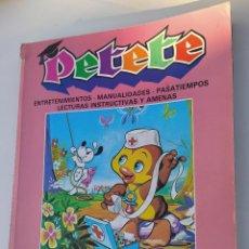 Libros de segunda mano: PETETE APRENDE JUGANDO. Lote 253956740