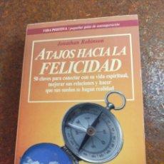Libros de segunda mano: ATAJOS HACIA LA FELICIDAD. Lote 253966320