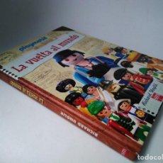 Libros de segunda mano: PLAYMOBIL. LA VUELTA AL MUNDO. Lote 254024670