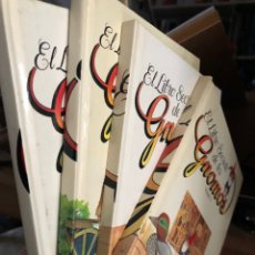 Libros de segunda mano: LOTE 4 TOMOS EL LIBRO SECRETO DE LOS GNOMOS -DAVID- 80S. Lote 254063485