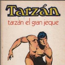 Libros de segunda mano: TARZÁN. TARZÁN EL GRAN JEQUE. EDGAR RICE BURROUGHS. EDITORIAL NOVARO. 1975.. Lote 254118715