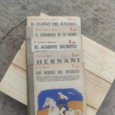 Libros de segunda mano: REVISTAS LITERARIAS NOVELAS Y CUENTOS. Lote 254189125