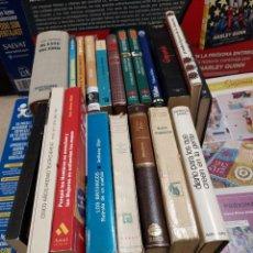 Libros de segunda mano: LITERATURA....LOTE NUMERO 17...20 LIBROS DE LITERATURA...VV.AA..... Lote 254209185