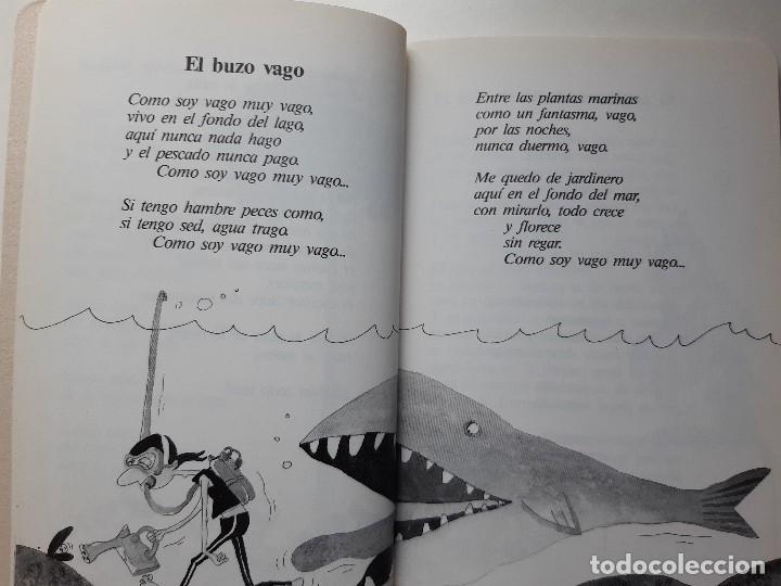 Libros de segunda mano: CHUPILANDIA Gloria Fuertes Maria Luisa Torcida Miñon 1994 - Foto 10 - 254275940