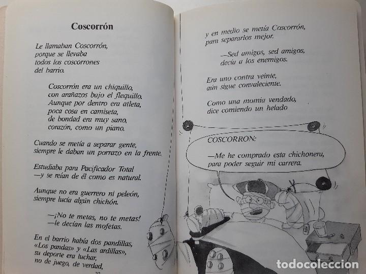 Libros de segunda mano: CHUPILANDIA Gloria Fuertes Maria Luisa Torcida Miñon 1994 - Foto 11 - 254275940