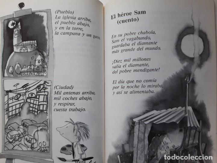 Libros de segunda mano: CHUPILANDIA Gloria Fuertes Maria Luisa Torcida Miñon 1994 - Foto 14 - 254275940