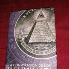 Libros de segunda mano: SANTIAGO CAMACHO - LA CONSPIRACIÓN DE LOS ILLUMINATI. Lote 254278570