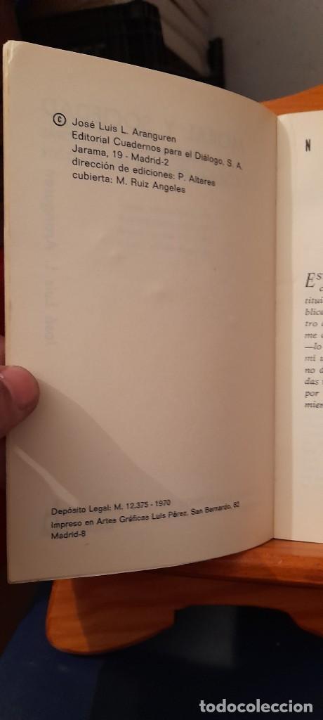 Libros de segunda mano: MORAL Y SOCIEDAD - LA MORAL SOCIAL ESPANOLA EN EL SIGLO XIX - Foto 10 - 254374580