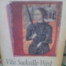 Libros de segunda mano: JUANA DE ARCO, VITA SACKVILLE-WEST, ED. CIRCULO DE LECTORES. Lote 254414730