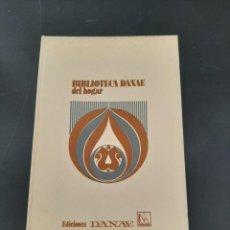 Libros de segunda mano: BIBLIOTECA DANAE DEL HOGAR. Lote 254416370