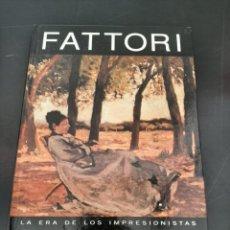 Libros de segunda mano: FATTORI. Lote 254429780