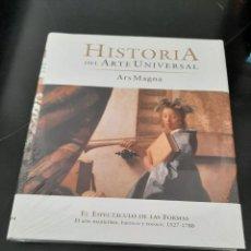 Libros de segunda mano: HISTORIA DEL ARTE UNIVERSAL. Lote 254435155
