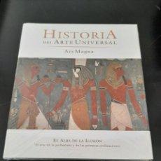 Libros de segunda mano: HISTORIA DEL ARTE UNIVERSAL. Lote 254435200