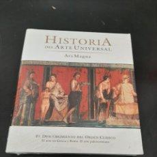 Libros de segunda mano: HISTORIA DEL ARTE UNIVERSAL. Lote 254435345