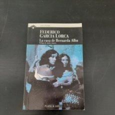 Libros de segunda mano: FEDERICO GARCÍA LORCA. Lote 254436890