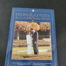 Libros de segunda mano: EL COMPROMISO REAL. Lote 254450195