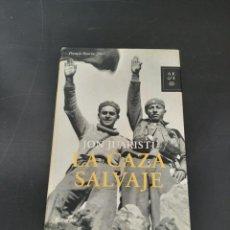 Libros de segunda mano: LA CAZA SALVAJE. Lote 254450500
