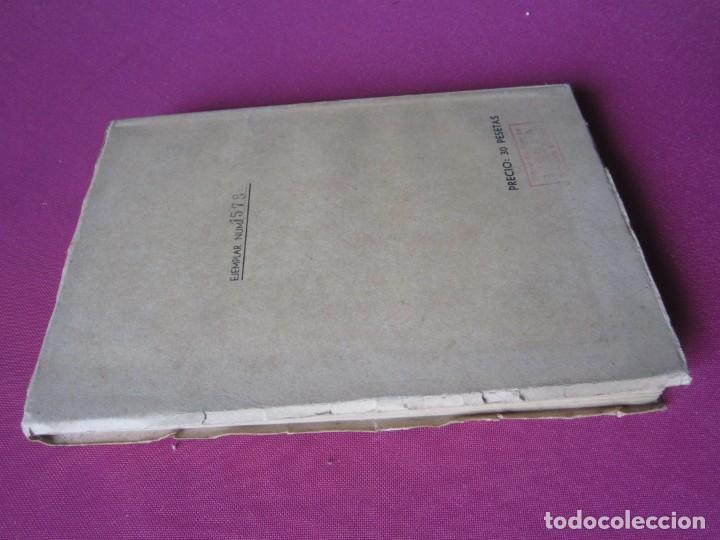 Libros de segunda mano: LA LUCHA CONTRA LA DELINCUENCIA EUGENIO B POVEDA 1953 - Foto 6 - 254517920