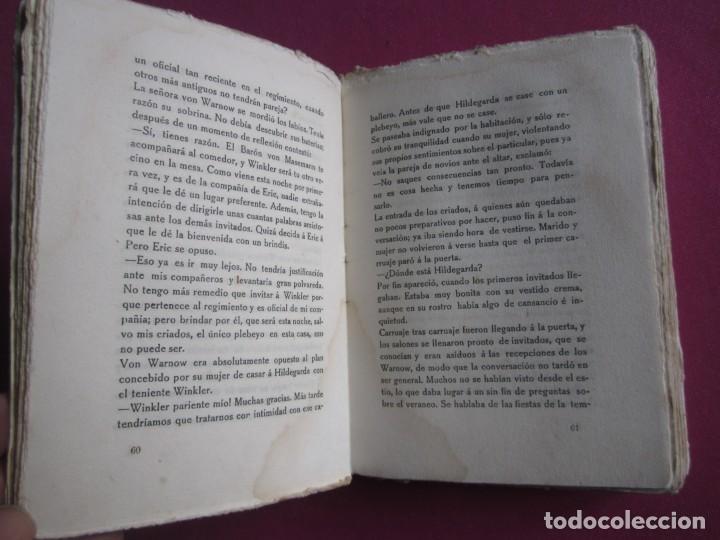 Libros de segunda mano: LAS MARIPOSAS DE ORO EJERCITO ALEMAN BARON VON SCHLICHT 1915 - Foto 5 - 254520420