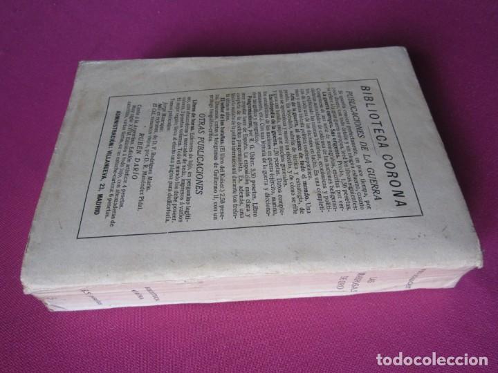 Libros de segunda mano: LAS MARIPOSAS DE ORO EJERCITO ALEMAN BARON VON SCHLICHT 1915 - Foto 8 - 254520420