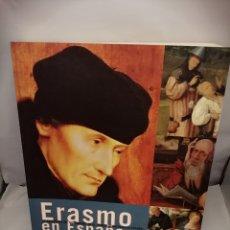 Livros em segunda mão: ERASMO EN ESPAÑA. LA RECEPCIÓN DEL HUMANISMO EN EL PRIMER RENACIMIENTO ESPAÑOL. Lote 254489880