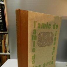 Libros de segunda mano: L'AMIC DE LES ARTS - SURREALISMO ARTE VANGUARDIA EN CATALUNYA Nº 1 A Nº 31 ED LIMITADA 500 NUMERADO. Lote 254137465
